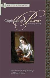 Confessions of a Poisoner, Written by Herself - Whitinger, Raleigh / Spokiene, Diana