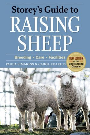 Storey's Guide to Raising Sheep - Carol Ekarius, Paula Simmons