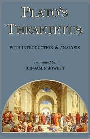 Theaetetus - Plato