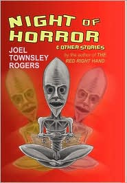 Night of Horror and Other Stories - Joel Townsley Rogers, Designed by Favin O'Tucker, Barry Warren (Introduction)