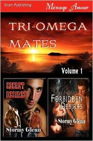 Tri-Omega Mates, Volume 1 [Secret Desires
