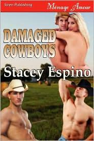 Damaged Cowboys (Siren Publishing Menage Amour)