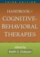 Handbook of Cognitive-behavioral Therapies - Keith S. Dobson