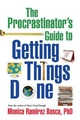 Procrastinator's Guide to Getting Things Done - Monica Ramirez Basco