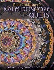 Paula Nadelsterns Kaleidoscope Quilts (PagePerfect NOOK Book) - Paula Nadelstern