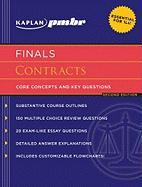 Kaplan PMBR Finals: Contracts: Core Concepts and Key Questions