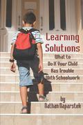 Naparstek, Nathan: Learning Solutions