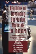 Handbook on Developing Online Curriculum Materials for Teachers