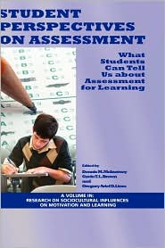 Student Perspectives On Assessment