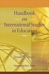 Handbook on International Studies in Education (PB) - Sharpes, Donald K.
