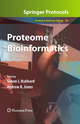 Proteome Bioinformatics - Simon Hubbard; Andy Jones