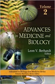 Advances in Medicine and Biology, Volume 2