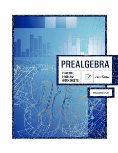 Prealgebra 2nd Edition: Practice Problem Worksheets - Afiat, Froozan