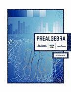 Prealgebra 2nd Edition: Lessons
