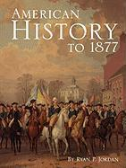 American History to 1877
