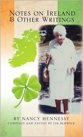 Notes On Ireland And Other Writings - Nancy Hennessy