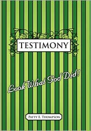 Testimony: Look What God Did!