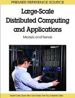 Large-Scale Distributed Computing and Applications: Models and Trends