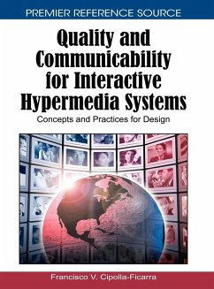 Quality and Communicability for Interactive Hypermedia Systems - Cipolla-Ficarra, Francisco Vicen