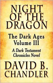 Night Of The Dragon - David B. Chandler