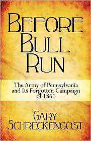 Before Bull Run - Gary Schreckengost