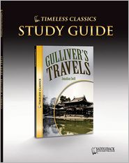 Gulliver's Travels Study Guide- Timeless Classics - Saddleback Educational Publishing Staff (Editor)