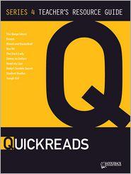 QuickReads Series 4 Teacher's Guide - Saddleback Educational Publishing (Editor)