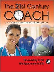 The 21st Century Coach Book W - Manufactured by Saddleback Educational