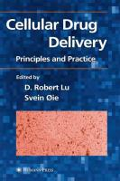 Cellular Drug Delivery: Principles and Practice