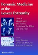 Forensic Medicine of the Lower Extremity