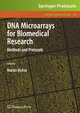 DNA Microarrays for Biomedical Research - Martin Dufva