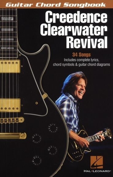 Credence Clearwater Revival Guitar Chord Songbook als Buch von - Omnibus Press