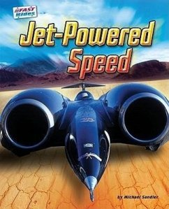 Jet-Powered Speed - Sandler, Michael