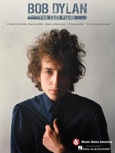Bob Dylan For Easy Piano - Bob Dylan
