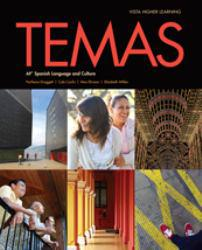 Temas: AP Spanish Language and Culture (Package) - Dragget