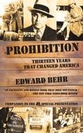 Prohibition - Edward Behr