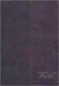 Faith Purple Two Tone Journal - Christian Art Gifts
