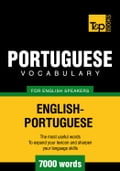 Portuguese vocabulary for English speakers - 7000 words - Andrey Taranov