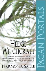 Pagan Portals - Hedge Witchcraft - Harmonia Saille