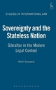 Sovereignty and the Stateless Nation - Keith Azopardi