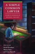 A Simple Common Lawyer: Essays in Honour of Michael Taggart