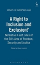 Right to Inclusion and Exclusion? - Hans Lindahl