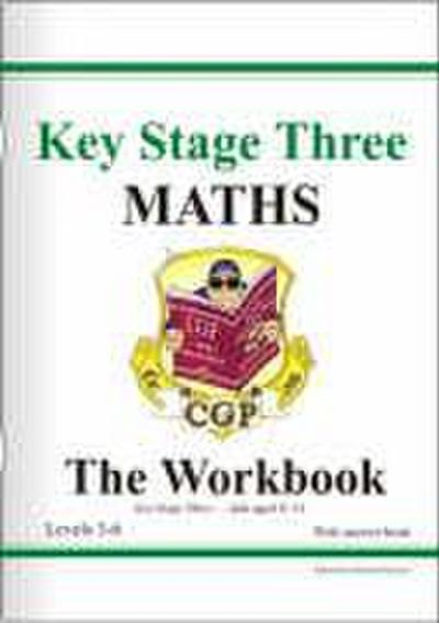 KS3 Maths Workbook (with Answers) - Foundation - CGP Books