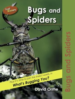 Bugs and Spiders - Orme, David