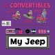 Convertible: My Jeep - Belinda Gallagher
