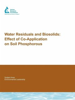 Water Residuals and Biosolids: Effect of Co-Application on Soil Phosphorous - Ippolito, J. Stromberger, M. Barbarick, K.