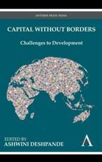 Capital Without Borders - Ashwini Deshpande (editor)