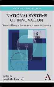 National Systems Of Innovation - Bengt- Ke Lundvall (Editor)