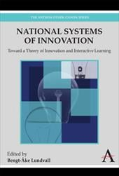 National Systems of Innovation: Toward a Theory of Innovation and Interactive Learning - Lundvall, Bengt-Ake