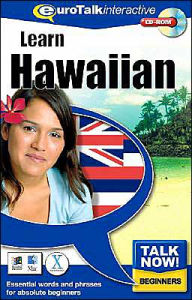 Talk Now! Learn Hawaiian: Essential Words and Phrases for Absolute Beginners - Topics Entertainment
